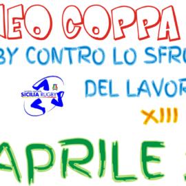 "XIII TORNEO ""COPPA IQBAL MASIH"""
